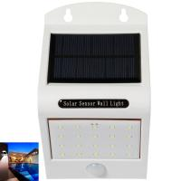 Wholesale Super Bright Solar LED Security Light / 20 LED Flood Light With PIR Motion Sensor from china suppliers