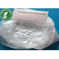 Wholesale 99% Purity steroid powder Masterone Drostanolone propionate for fat loss CAS 472-61-145 from china suppliers