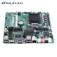 Wholesale I3 / I5 / I7 LGA1155 Motherboard With DC Power 19V 6 COM LVDS For POS Machine from china suppliers