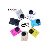 Wholesale White / Blue / Yellow Colorful Customized 1080P Action Camera High Resolution Video Camera from china suppliers