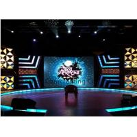 Movable HD Aluminum Rental LED Display Ultra Thin Indoor P3 Full Color Good View in Stage Show