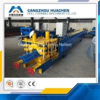 Wholesale Galvanized Aluminum Steel Cold Roll Forming Equipment , Metal Forming Machines Long Lifespan from china suppliers
