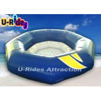 China 3.8M Diameter Cool Amusement Water Park Swimming Pool Toys For Kids on sale