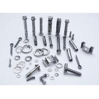 Wholesale Automobile Steel Alloy Hardware Fasteners Of Polishing / Plating 0.01mm Tolerance Drilling from china suppliers