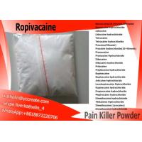 Wholesale Ropivacaine Local Anesthetic Drugs For Epidural Anesthesia , CAS 84057-95-4 from china suppliers