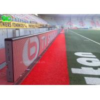 Wholesale P8 Electronic Perimeter Football High definition LED screen Advertising from china suppliers