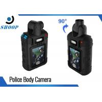 Wholesale 64GB Security Guard WIFI Body Camera , Body Worn Video Camera With Night Vision from china suppliers