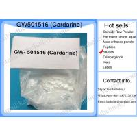 Quality 317318-70-0 SARMs GW501516 / Cardarine / GSK-516 / Improve Performance And Shed Fat While Maintaining Muscle GW 501516 for sale
