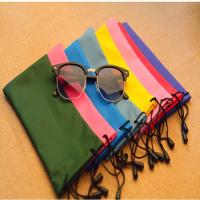 Wholesale Professional Custom Microfiber Sunglass Bag Fancy Girls Neoprene Glasses Pouch from china suppliers