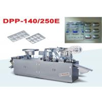 Wholesale GMP Standard Manual Blister Pack Machines Automatic Flat Type from china suppliers