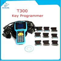 Wholesale T300 Key Programmer Newest V16.8 T 300 T-300 OBD2 Auto Key Transponder English Spanish Optional T300 T-code Key Maker from china suppliers