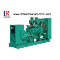 Quality 1500 / 1800RPM Open Type Diesel Electric Generators With KTA50 - GS8 Cummins Engine for sale