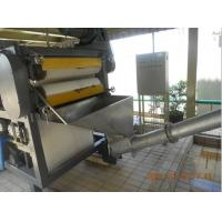 Wholesale Carbon Steel Industrial Belt Filter Press Herbal Dewatering Machine from china suppliers