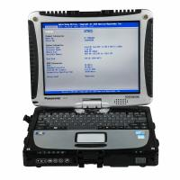 Wholesale Panasonic CF19 Second Hand I5 4GB Laptop for Porsche Piwis Tester II (No HDD included) from china suppliers