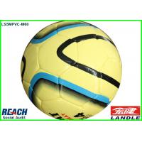 Wholesale Super Shiny Leather Soccer Ball Standard Size Standard Weight Footballs from china suppliers