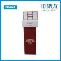 Wholesale OEM Order Retail Store paper display stand For Battery With Customized Logo from china suppliers