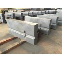 Wholesale Coal Gangue Impact Crusher Blow Bars Ceramics Metal Matrix Composites Material from china suppliers