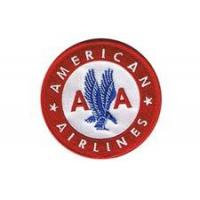 Wholesale AA American Airlines Retro Logo Airways Aviation Iron On Cloth Applique from china suppliers