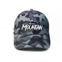 Wholesale Flat Camo Embroidered Baseball Caps Custom Logo Unconstructed Or Any Other Design from china suppliers