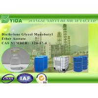Wholesale Tank Package Diethylene Glycol Monobutyl Ether Acetate With Cas Number 124-17-4 from china suppliers