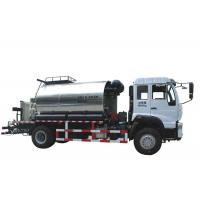 Wholesale DFAC Dongfeng 4X2 9 Ton Asphalt Paving Truck DFL1160BX6 With Spraying System from china suppliers
