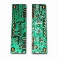 Wholesale 6 Layers PCB Boards, Immerison Gold, RoHS Compliant from china suppliers
