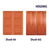 Wholesale OEM Custom Timber Composite Doors With 40mm Door Leaf from china suppliers