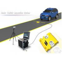 Wholesale Government agency Under Vehicle Surveillance System With Multiple scene image monitoring from china suppliers