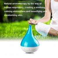 Quality 200ml Electric Aroma Diffuser with Breathing Soft White Light for sale