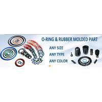 Wholesale Industrial  Customized Colourful Silicone Rubber O Ring Silicone Rubber Parts from china suppliers