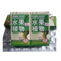 Wholesale Natural Fruta Planta Weight Loss Pills Slimming Capsules , 24 Months Valid from china suppliers