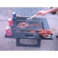 Wholesale Bar Portable charcoal BBQ Grill from china suppliers