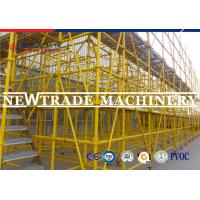 Wholesale Powder Coated Painted Ringlock Industrial Scaffolding Vertical Standard from china suppliers