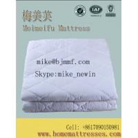 Wholesale 100% Cotton Plain White Mattress Cover for Protection from china suppliers