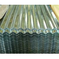Wholesale SGCC Corrugated Steel Roofing Sheets Color Aluminum Prepainted Steel 4mm from china suppliers