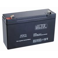 Wholesale 3FM10 M8 6V 10AH AGM Lead Acid Battery for Emergency Lighting from china suppliers