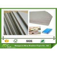 Wholesale Unbleached Greyboard Paper for making Book Cover/ Arch File / Desk calendar from china suppliers