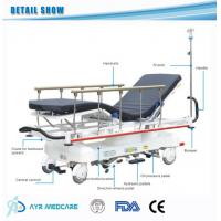 Quality Multi Function Emergency Stretcher With Height Adjust Backup Battery for sale
