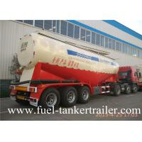 Wholesale 28CBM Carbon Steel Cement Trailer / Bulk Cement Trailer / China Tanker Trailer Sale from china suppliers