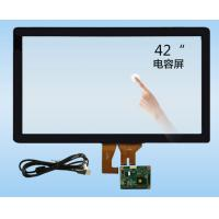 Wholesale CTP G+FF 42 Inch Projected Capacitive Touch Screen Controller With SHARP IC from china suppliers