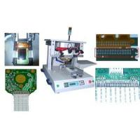 Buy cheap Pulse Heating ACF Bonding Machine For Lcd Flex Cable Ribbon Repair Machine from wholesalers