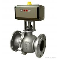 Wholesale pneumatic actuator ball valve from china suppliers