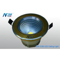 Wholesale Ultra Bright 10W COB LED Ceiling Light 850lm , Ra90 COB LED Ceiling Lighting from china suppliers
