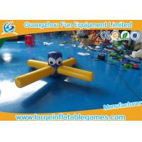 Wholesale Pool Float Inflatable Water Park Games , Inflatable Dragonfly Water Toys For Entertainment from china suppliers