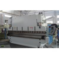 Wholesale Delem CNC Hydraulic Press Brake , 6mm Thickness 200T steel sheet bender from china suppliers