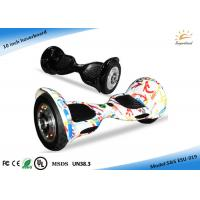 Wholesale 10 inch Wheel Electric Self Balancing Scooter from china suppliers
