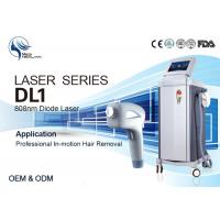 Wholesale Safety 808nm Diode Laser Hair Removal Machine With 8'' True Color LCD Touch Screen from china suppliers