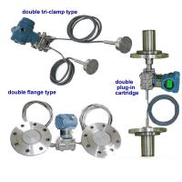 Quality double remote seal DP level transmitter for sale