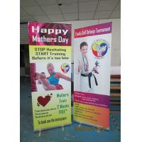 Wholesale Light Weight Table Top Banners Display Interior Print Automatically from china suppliers