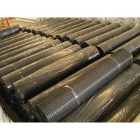 Wholesale Anti Corrosion Geogrid Fabric Black Low Elongation For Roadbed from china suppliers
